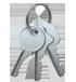 Verrouiller l'accès au Mac-trousseau de clés
