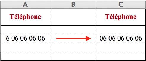 Astuces Excel-Apostrophe