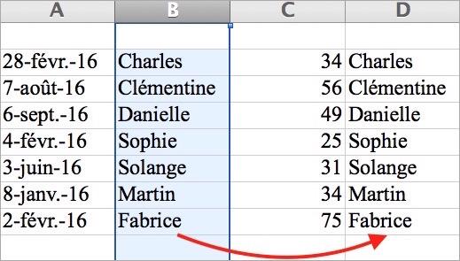 Astuces sur Excel-Cellule copiée