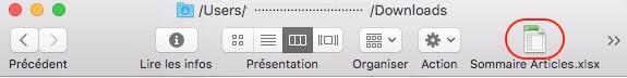 Lien hypertexte-Sommaire dans menu