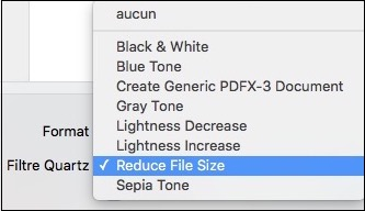 Aperçu-Réduire poids PDF