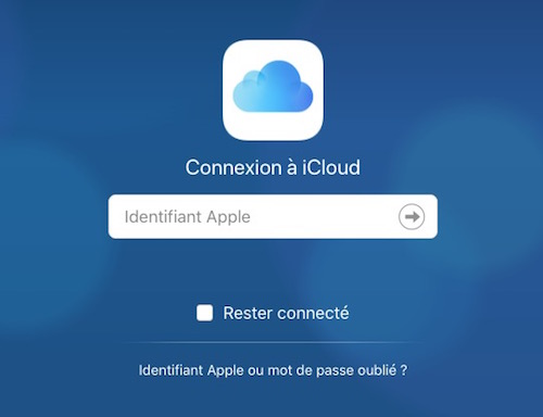 Les alias-Portail iCloud