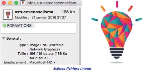 Personnaliser les icônes de dossiers-Icônes de fichiers image