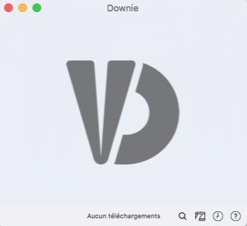 Télécharger vidéos-Interface de téléchargement